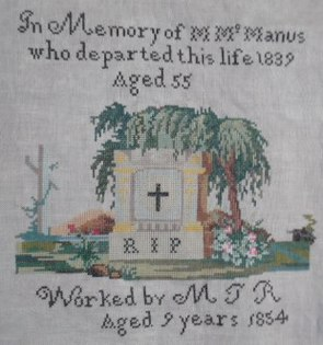 In Memory MTR 1854: WIP by Susan Taylor