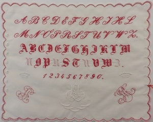 Whitework sampler ML