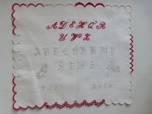 "Whitework Sampler ""BB"""